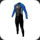 Body Glove Pro3 rental wetsuit