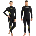 Cressi Castoro 5mm wetsuits