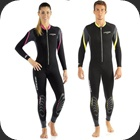 Cressi Lui and Lei rental wetsuits