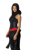 Waterproof Hooded vest