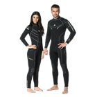3mm neoprene suit for full body and thermal protection