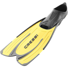 Fullfoot fins ideal for snorkeling