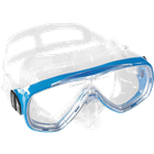 Adult size mask for Snorkeling and Diving, ideal for rental