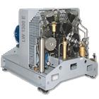 LW1300E Compressor with electric motor