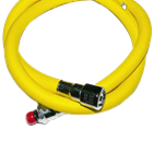 Regulator hose for octopus 40 inch length