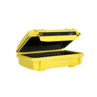 Dry box with padded lining
