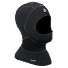 Hood with bid made from 3/5mm top quality neoprene