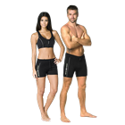 Shorts and Tops for additional thermal protection and comfort