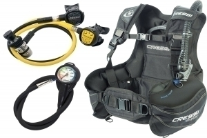 BCD-Regulator Rental set