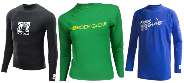 Body Glove Rash Guards For Sale