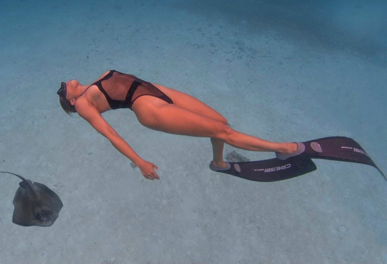 FREEDIVING -