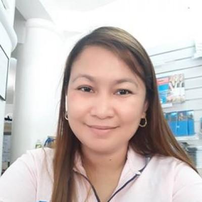 Geraldine Bungcasan